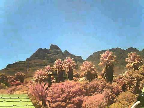Timelapse Video – Table Mountain – 02/02/2011