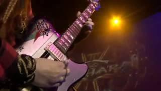 Jamás - Victor de Andres solo de guitarra en vivo (Sala Shoko Madrid) Ankhara