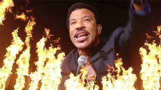 Lionel Richie - Angel of Death Live @ Glastonbury 2015