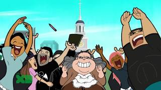 Super Robot Monkey Team Hyper Force Go! 39 Episode Belly of the Beast FullHD width=