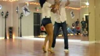 Ataca Jorgie & La Alemana Sexy Bachata Performance: Song Xtreme