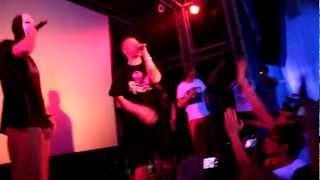 Chemodan - Intro (Уфа.Chein live video)