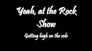 Halestorm - Rock Show Lyrics