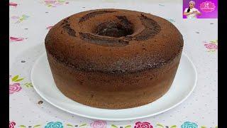 BOLO DE CHOCOLATE DIFERENTE com CozinhandoComNane :)