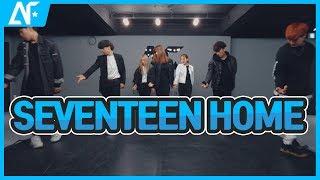SEVENTEEN(세븐틴) - Home(홈) (춤추는곰돌:AF STARZ)