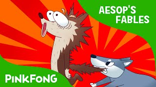 The Wolf and the Pipe | Aesop's Fables | PINKFONG Story Time for Children
