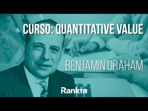 En este último vídeo formativo de la serie Quantitative Value, Carles nos explicará dos estrategias utilizadas por Benjamin Graham para alcanzar el éxito en sus inversiones y cómo convertir estas estrategias de Graham a un método sistemático.