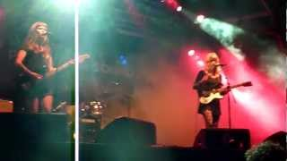 Bleached - Think of You (Primavera Sound 2012)