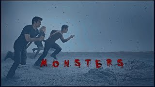 【Teen Wolf】Monsters[HD]