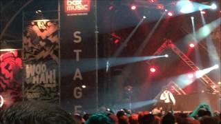 Skepta - Konnichiwa (Entrance) [Live @ WOO HAH! Festival Tilburg]