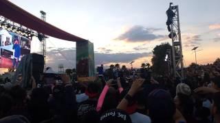 Akil amar Parque Bicentenario 2016