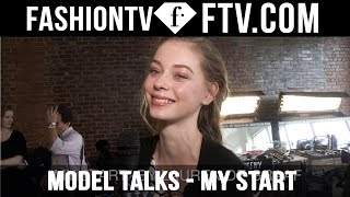 Model Talks F/W 16-17 My start pt. 2 | FashionTV