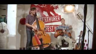 CALEXICO | Let It Slip Away | Winterthurer Musikfestwochen 2015 | BACKSTAGE ACOUSTICS