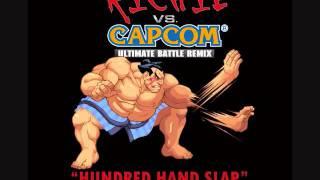 Richie vs. Capcom - Hundred Hand Slap feat. Mike Tyson