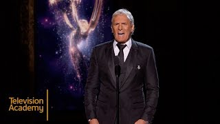 Michael Bolton Sings About Emmys Voting