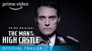 The Man in the High Castle Season 2 - Official Trailer   Amazon Video