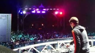 Dance rave/Trance Party/Solar Vision 4 GDL/ DJ Twina-Live(2)psytrance 2011