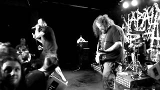 NAPALM DEATH Live@ The Well,LEEDS 2012