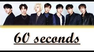 INFINITE (인피니트) - 60 Seconds (60초) COLOR CODED LYRICS