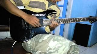 Yngwie malmsteen arpeggios from hell guitar cover