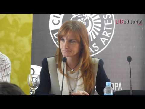 María Blanco presenta nuevo libro
