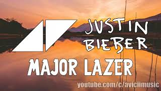 Avicii & Justin Bieber ft. Major Lazer - Be Yourself (NEW SONG 2017)