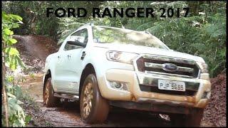 Ford Ranger 2017 tem preços que vão de R$ 99.500 até R$ 179.900, com cinco anos de garantia