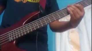 Atomic-Blondie Bass Cover