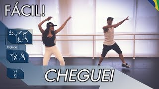 Cheguei - Ludmilla | Coreografia FÁCIL