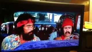 "Cheech & Chong ""Heaviest shit I've ever Smoked man!"""
