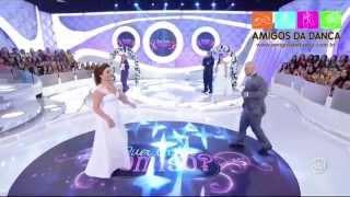 Valsa Maluca - Amigos da Danca - Quer Casar Comigo - Eliana SBT - 13-07-14 - Parte 1