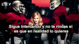 Madonna - Give Me All Your Love Subttiulado en Español