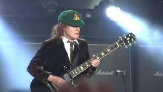 AC/DC - Back In Black - live 9 june 2016 Manchester