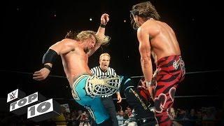 WWE Top 10 ataques más crueles de Chris Jericho