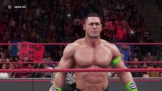 Wwe 2K18 - The American Badass Undertaker returns to answer John Cena