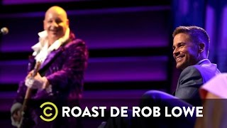 Jeff Ross - Roast de Rob Lowe