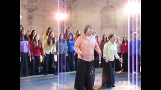 "Vox Laci Youth Choir ""Don't Stop Believin' """