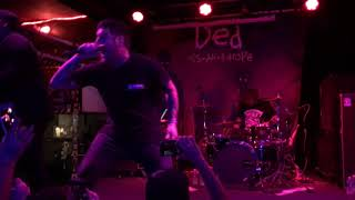 "Ded - ""Dead to Me"" live at Ottobar Baltimore, MD 10/8/17"