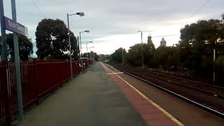 V/line N474 city of traralgon