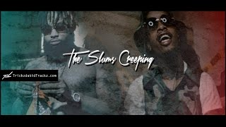 FREE Detroit Type Beat (Sada Baby x Rocaine Type Beat) The Slums Creeping (Prod. By Trickzdakid)