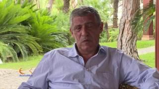 Fernando Santos: Mensagem para os portugueses na JMJ