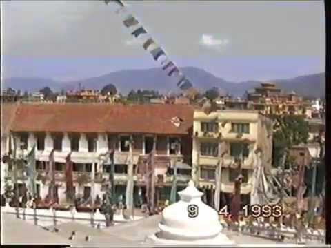 Nepal Boudanath 1993