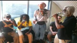 The Congos - 'Fisherman' - live in the Boiler Room