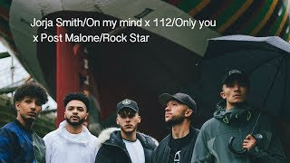 Jorja Smith/On my mind  x 112/Only you x Post Malone/Rockstar taster cover by MiC LOWRY