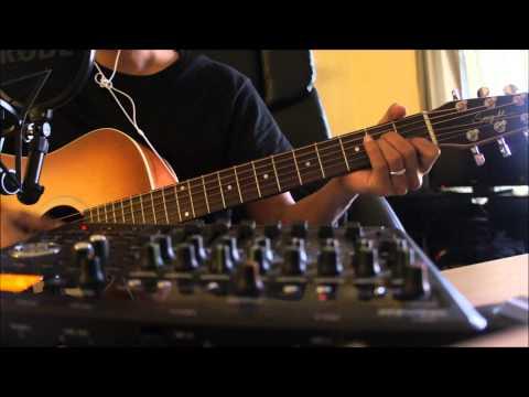 lucky-ali-anjaani-raahon-mei-guitar-cover-nikgp
