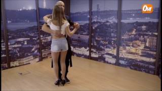 APRENDER A DANÇAR KIZOMBA / LEARN TO DANCE KIZOMBA | BEN & ANA