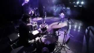 Leonidas - We Just Lead The Way (Drum Cam) Live At TBY Concert Hall Yogyakarta