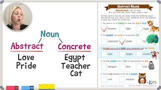 Identifying Abstract Nouns