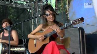 5. Maultrommelfestival in Taucha - Ilhaam Project - New Hippie Music