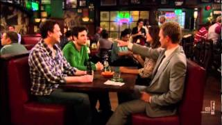 Barney Stinson - Challenge Accepted Mini Compilation from How I Met Your Mother